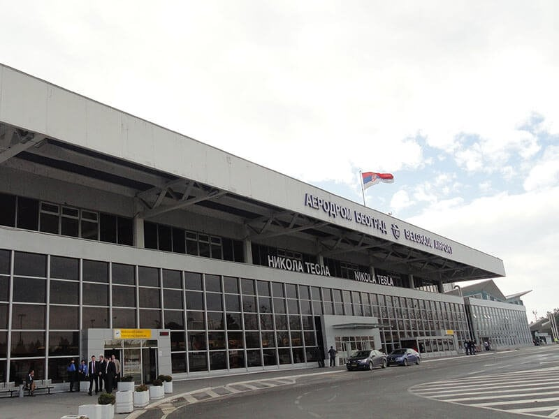 Аэропорт Никола Тесла_1