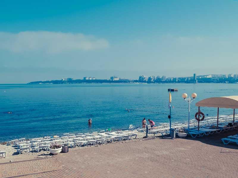 Пляж Кавказ