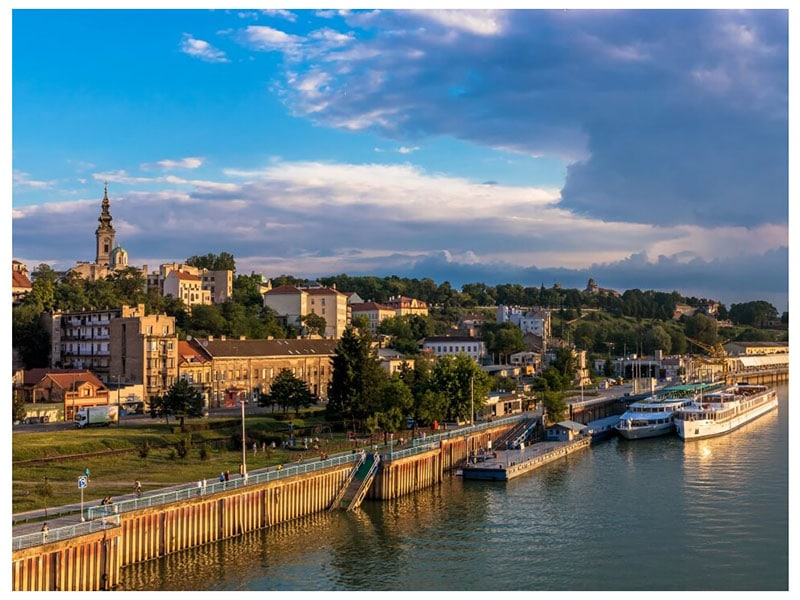 🐹 Отдых на выходных  в Сербии