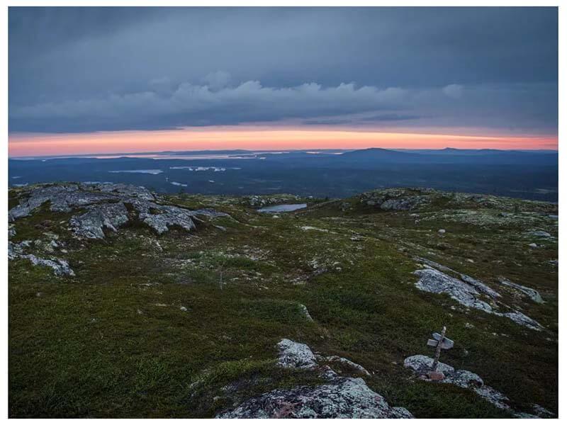 Гора Ноурунен