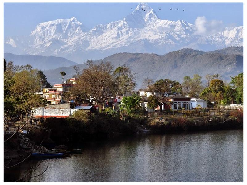 Покхара непал