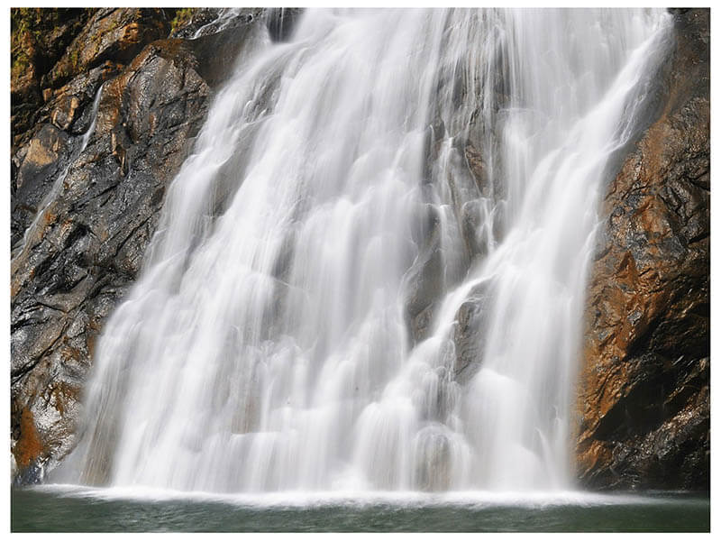 Водопад Дудхсагар (Dudhsagar falls)