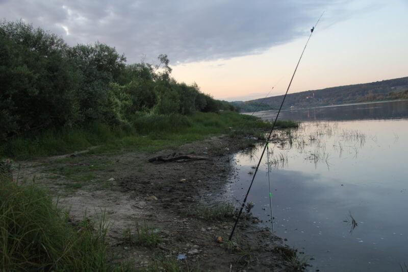 Река Ока в серпуховском районе