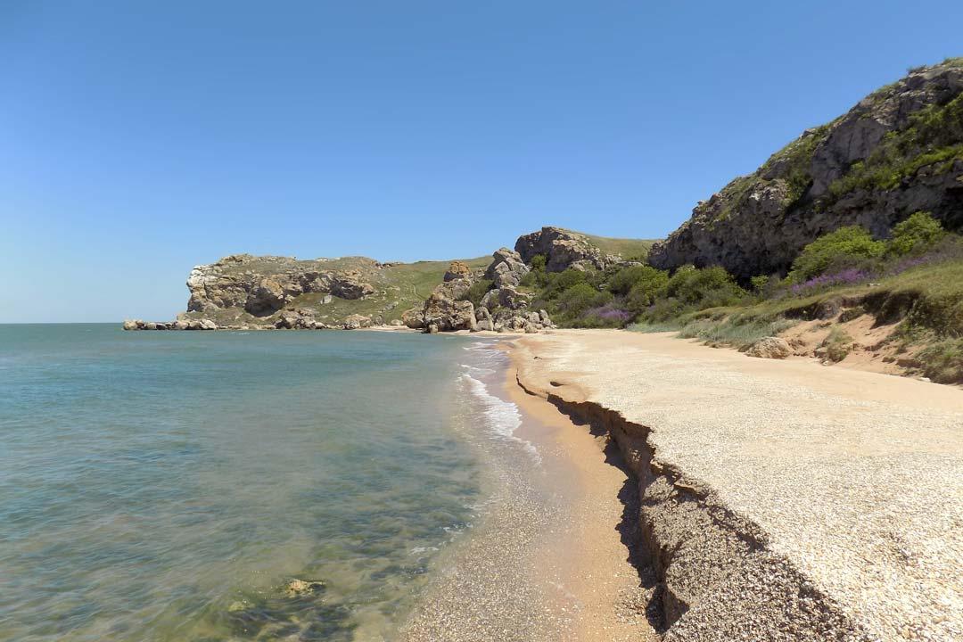 Залив Азовского моря, Керчь, Крым