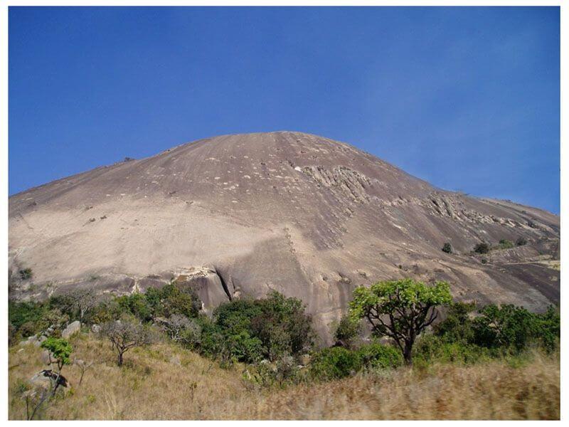 Гора Сибебе