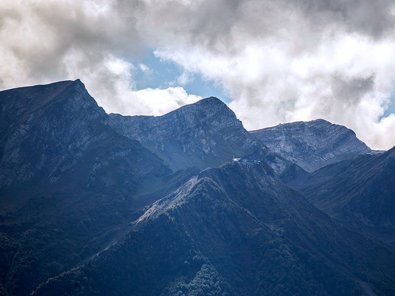 🐹 Горный хребет Ачишхо