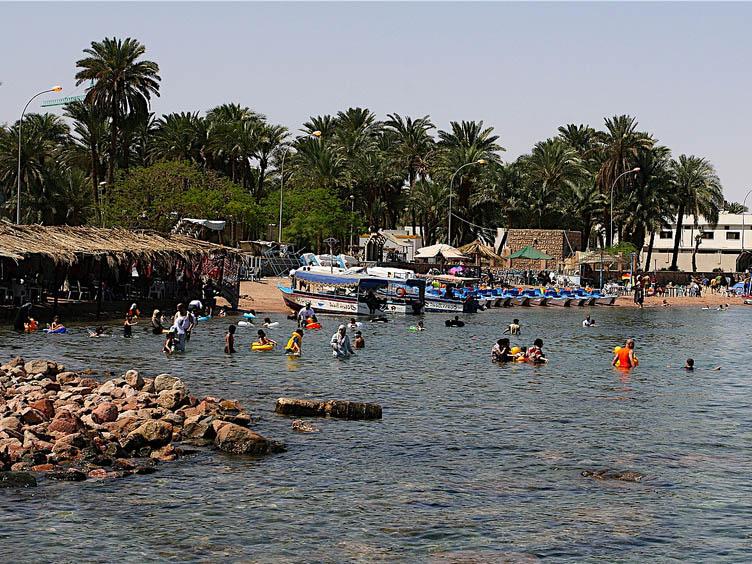 Пляжи Акаба