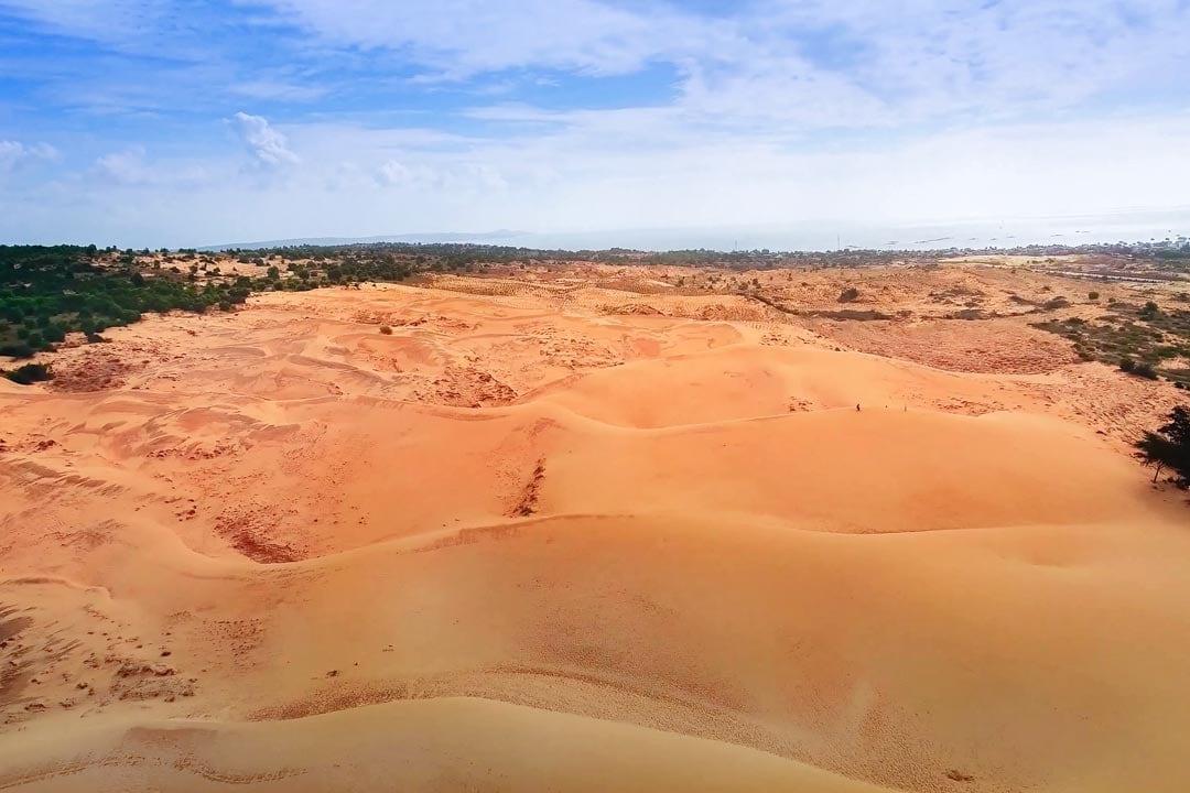 Муйне песчаные дюны