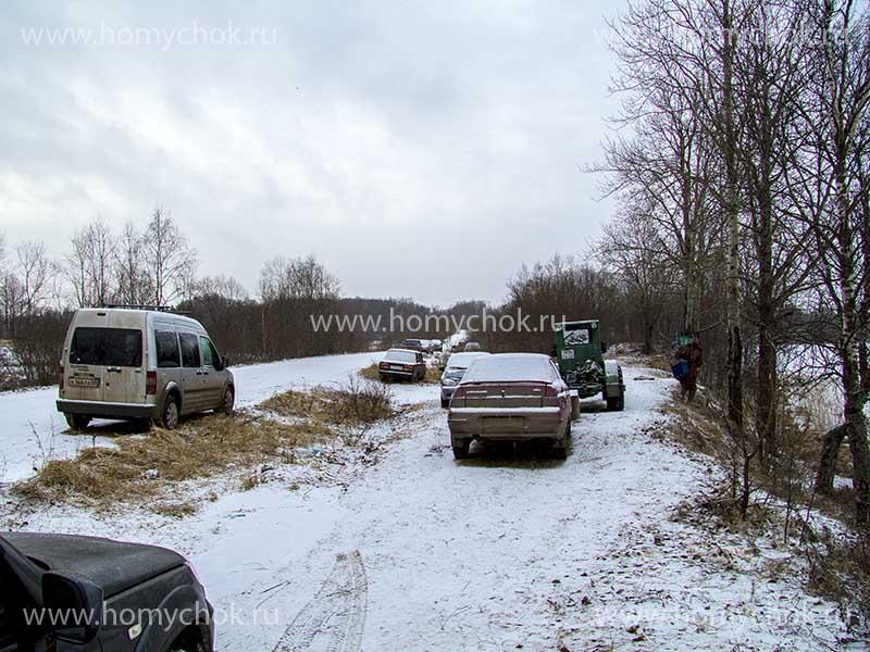 Озера Тверской области, Тихмень
