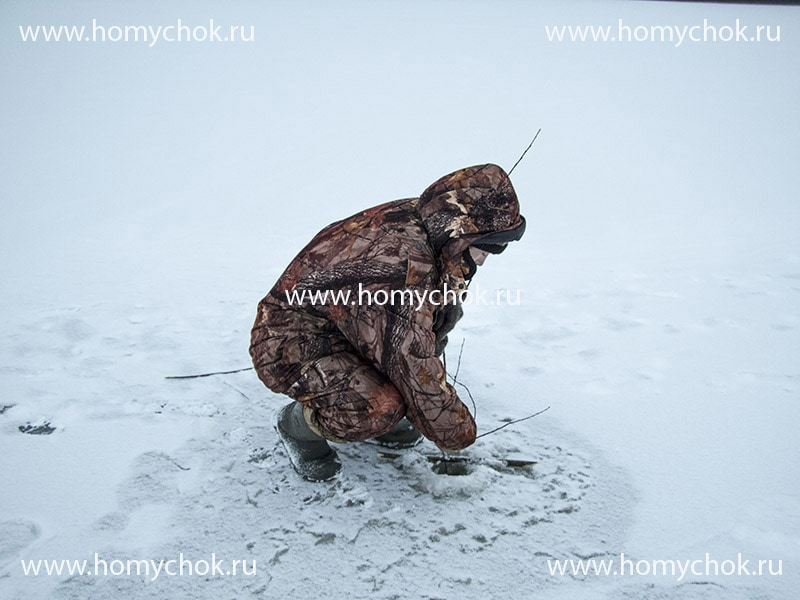 Озеро Тихмень рыбалка