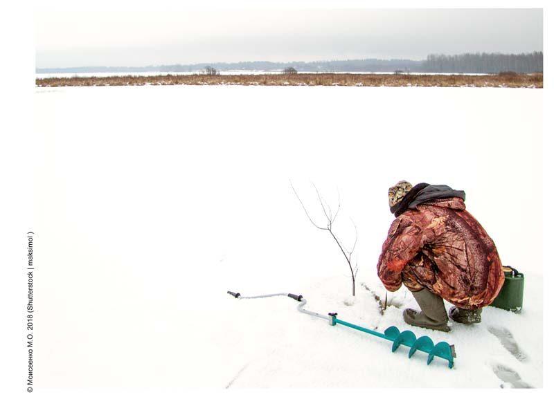 Озеро Тихмень, Тверская область