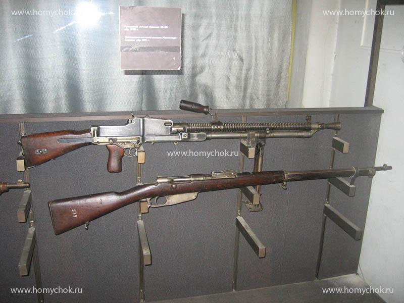 Пулемет CZ-30