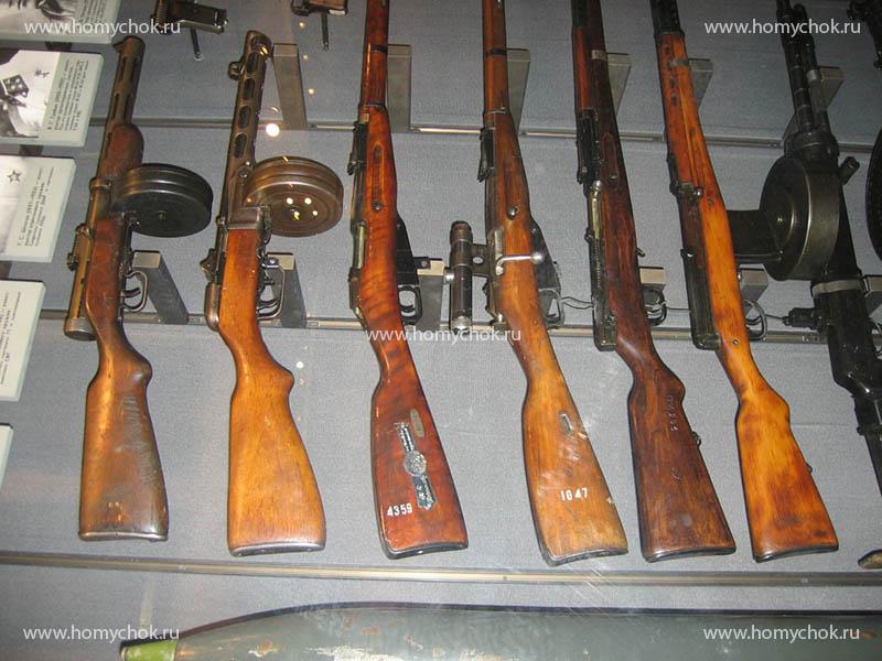 Советское оружие ВОВ