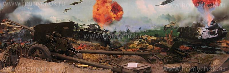 🐹 Центральный музей вооруженных сил