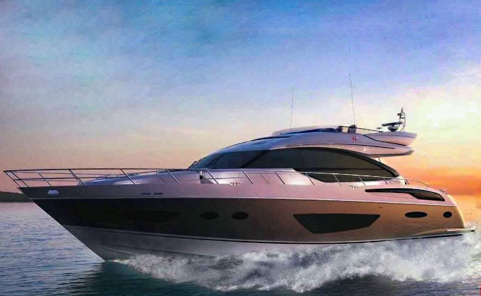 🐹 Классы моторных яхт
