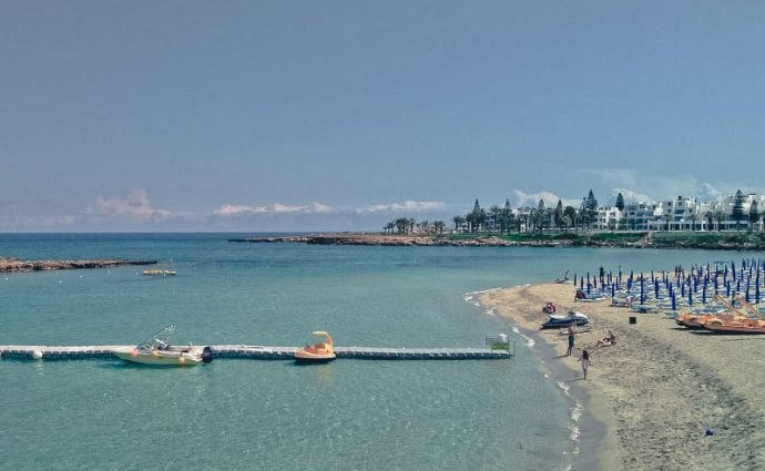 🐹 Фотогаллерея города Протарас, Кипр