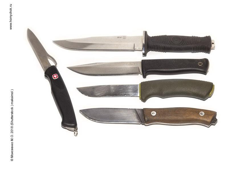 Какой выбрать нож