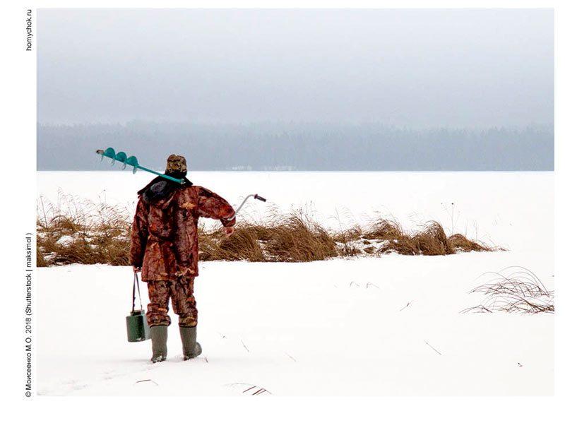 Озеро Великое Рязанская область