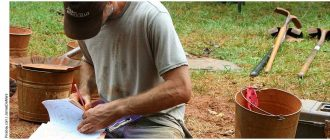 Порядок проведения археологических работ