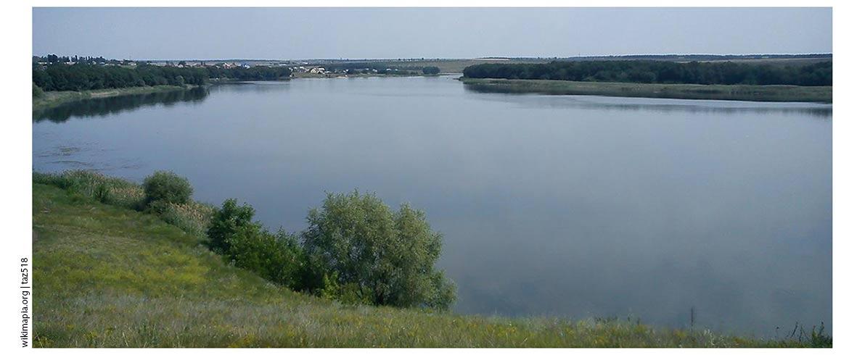 Соколовское водохранилище в Новошахтинске