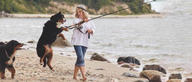Что делать если собака съела рыболовной крючок
