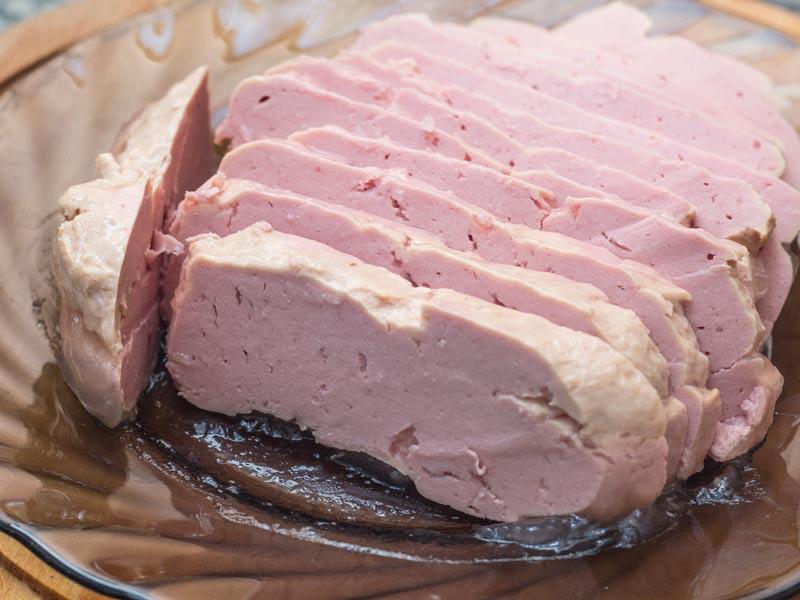 Закуска мясная елинская нарезанная