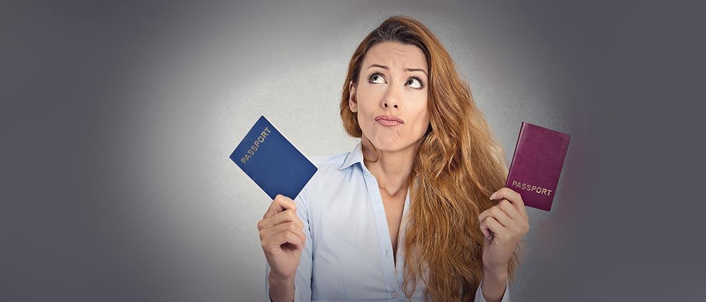 Самый лучший паспорт в мире
