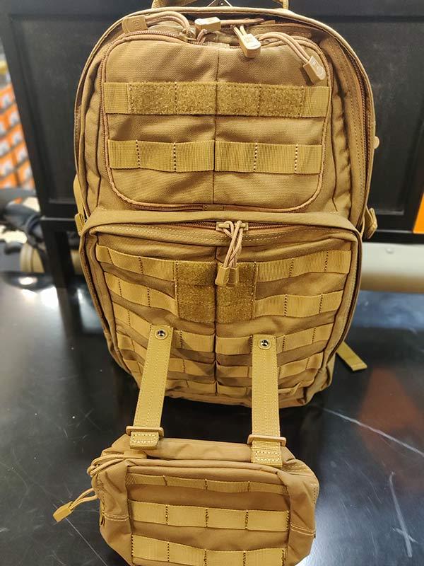 Тактический рюкзак RUSH 24