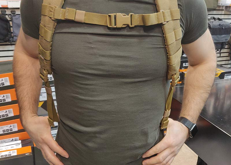 Обзор тактического рюкзака RUSH 24 от компании 5.11