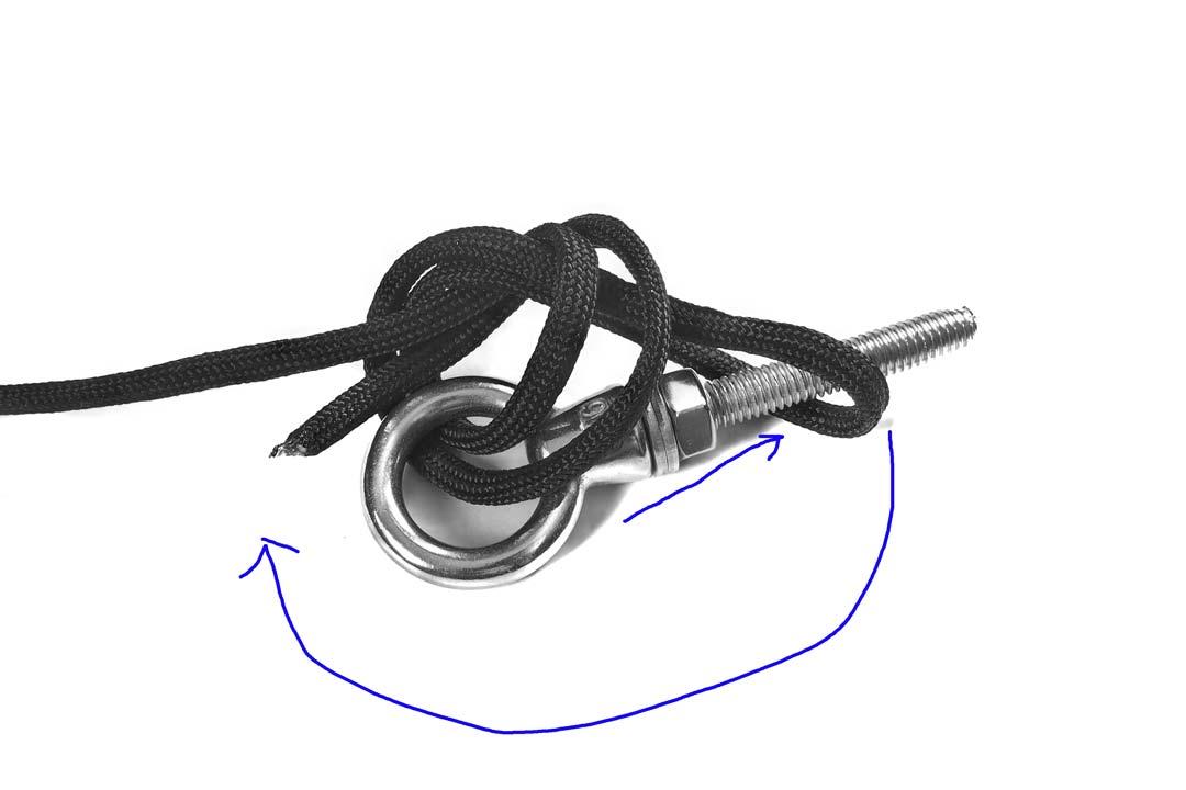 Как связать узел Паломар