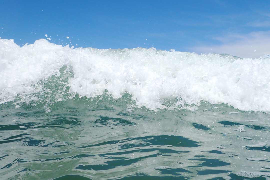 океанская волна