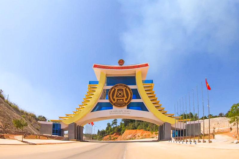 Граница Вьетнама и Лаоса