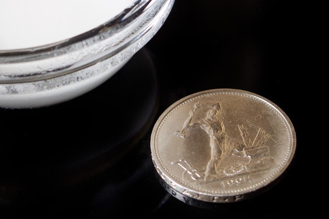 Паста из соды для чистки серебра