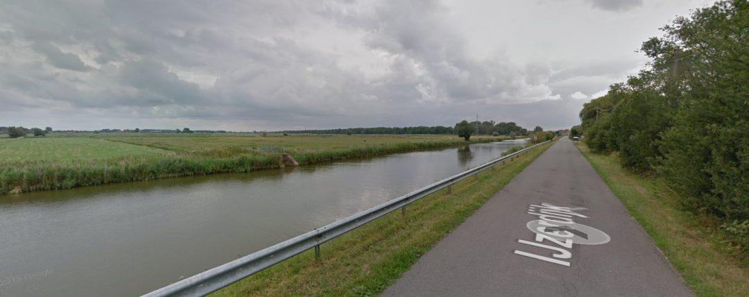 Река Изер, Бельгия