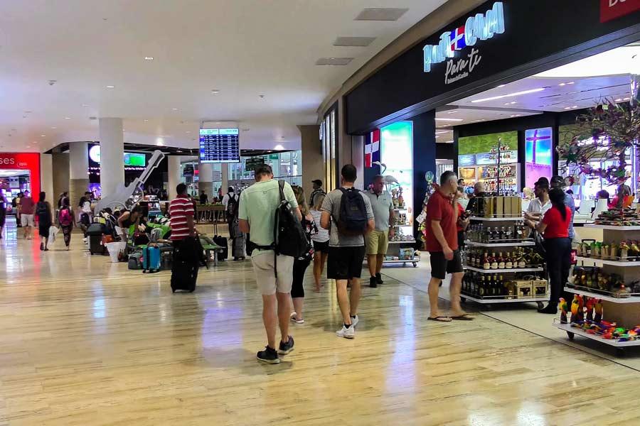 Duty Free, Аэропорт Пунта-Кана