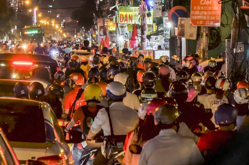 Трафик во Вьетнаме