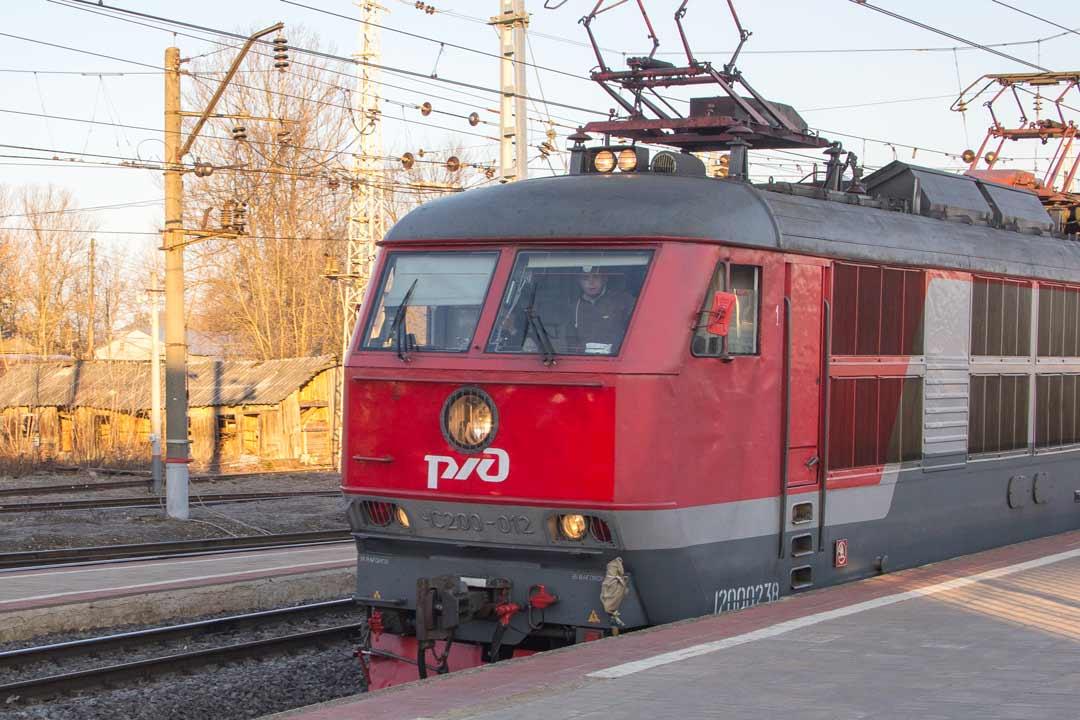 поезд до питера