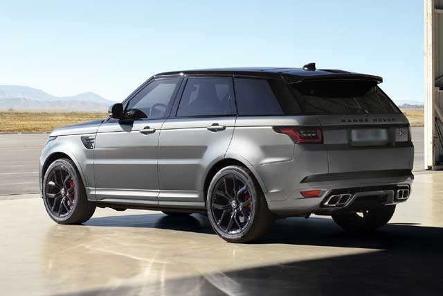 Range Rover Sports SVR